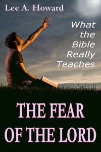 The Fear of the Lord cover