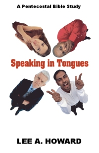 Speaking in tongues cover