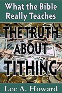 The Truth About Tithing cover
