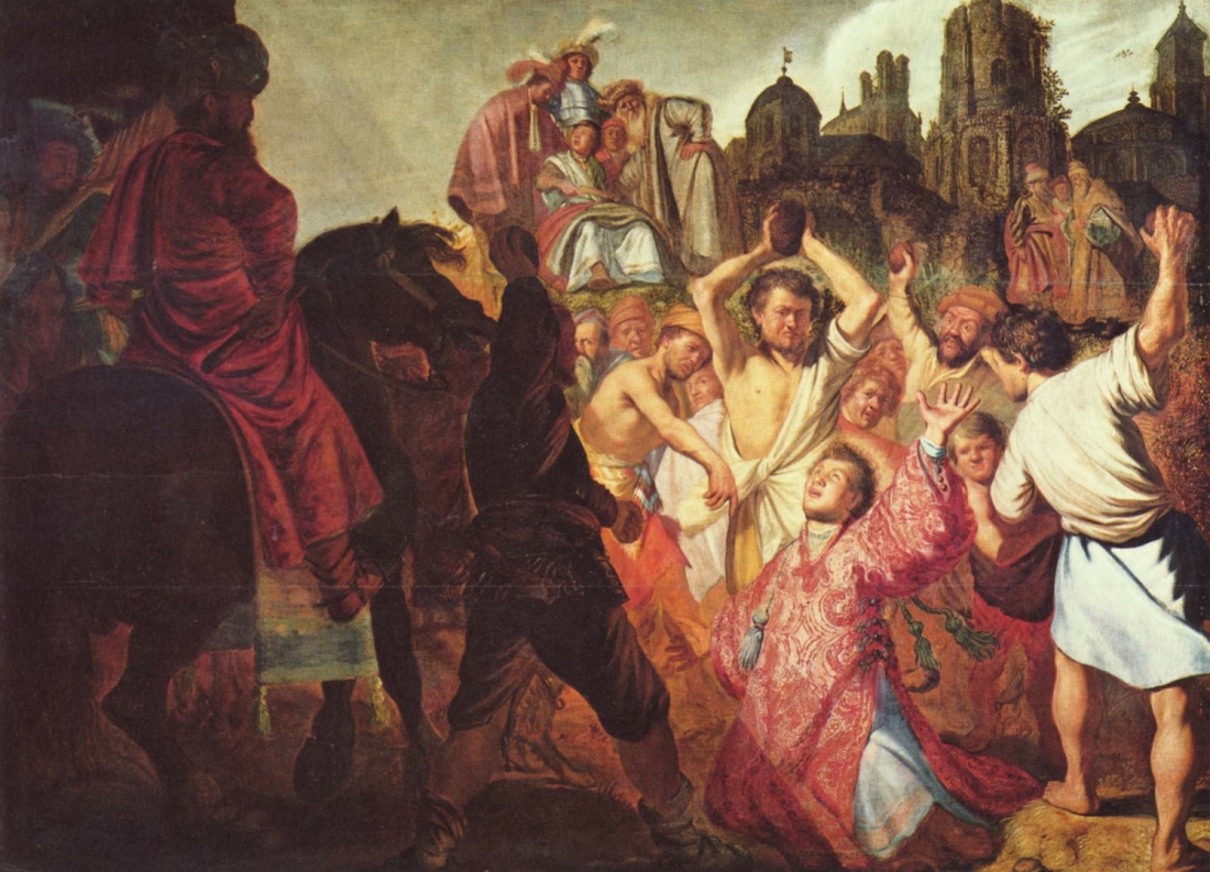 Stoning of St Stephen